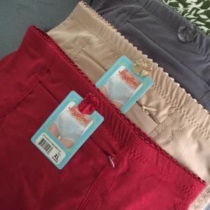 Control Briefs w/zipper pocket